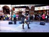 Thunderstruck, AC/DC на волынке, шотландский рокер)))))